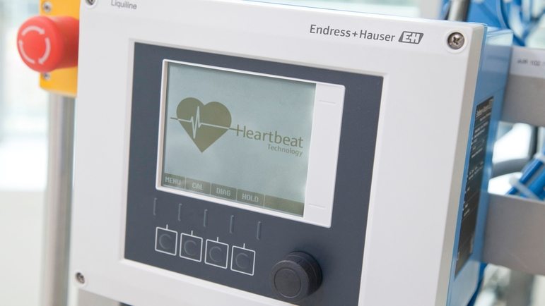 Heartbeat Technology in analytical devices