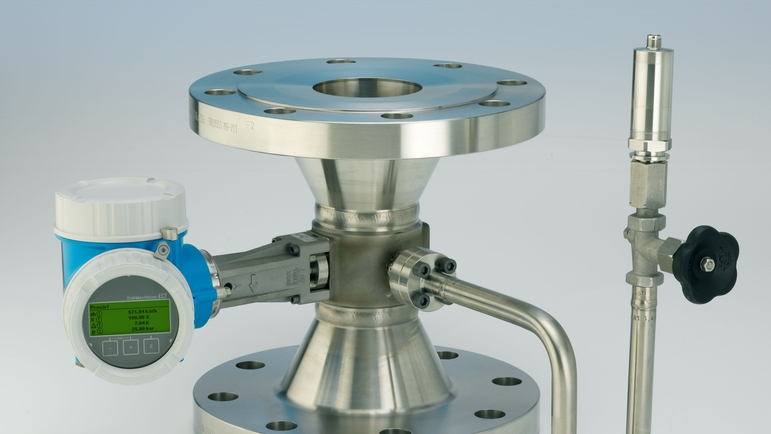 Prowirl vortex flowmeters measure mass flow, temperature, pressure and steam quality.
